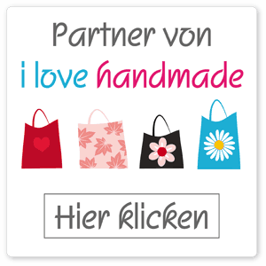 Selbstgemachtes verkaufen - i love handmade - Partner
