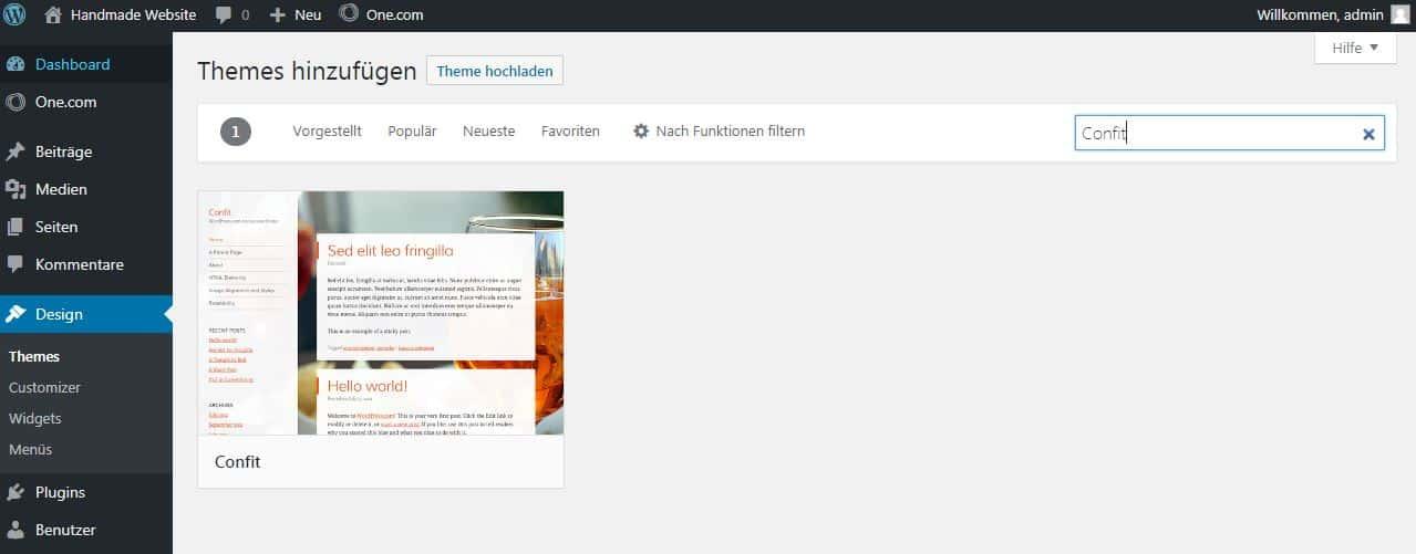 Homepage erstellen mit WordPress | Anleitung für Anfänger